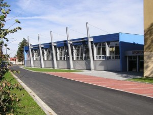 Sportovní hala Brušperk